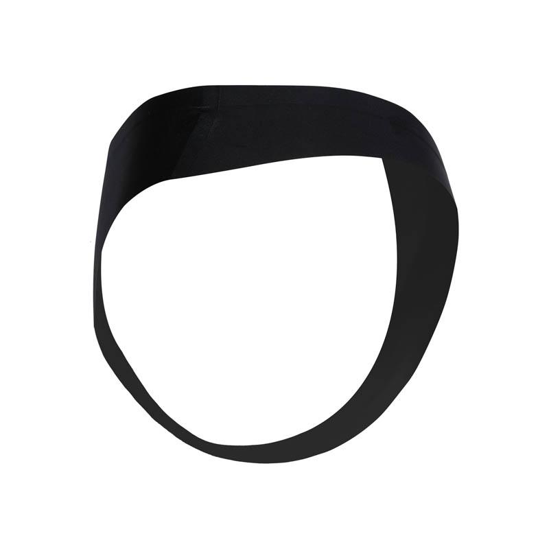 스컬피그(SKULLPIG) [SA5089] 에어리 티팬티 블랙/스포츠이너/여성속옷